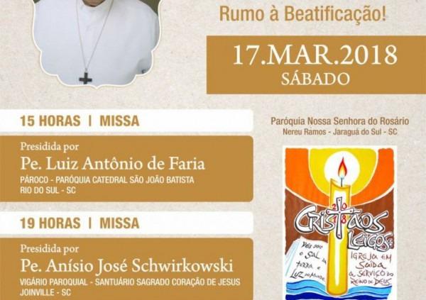 Convite Missa 17 03 18