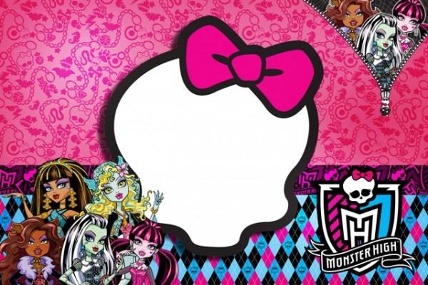 Kit Completo Digital Monster High!