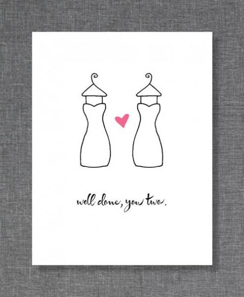 Convites De Casamento Gay