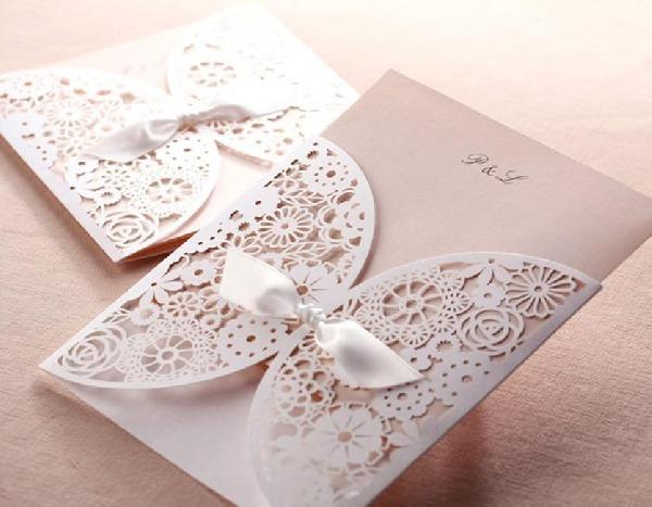 Convites De Casamento 2017 Tendências E Modelos