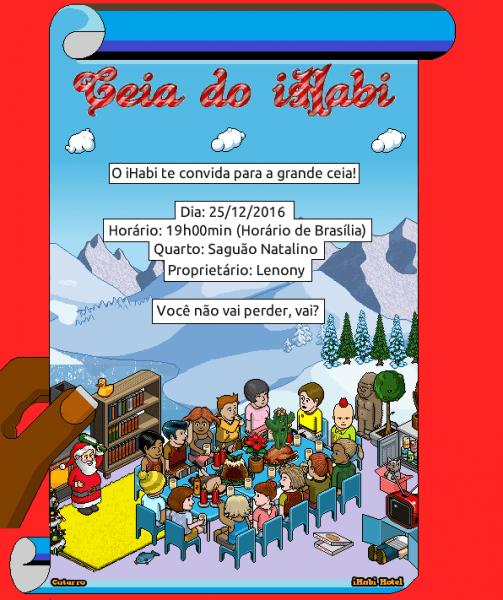 Portal Do Lenony  Convites Para As Festas
