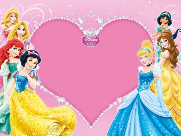 O° Tudo Disney °o°  Imagens Grandes Princesas Disney