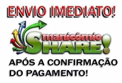 Doação De Convites Manicomio Share No Mercado Livre Brasil