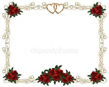 Bordas Para Casamento Fotografias De Banco De Imagens, Imagens