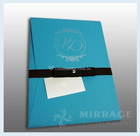 Cores Vivas E Vibrantes De Mirrage Convites E Design