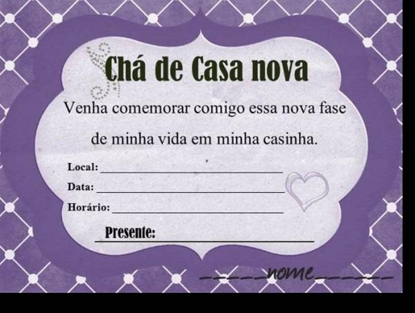 Resultado De Imagem Para Convite De Cha De Casanova Para Editar No