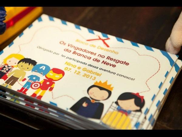 Festa Infantil De Irmãos  Veja Fotos E Sugestões De Temas