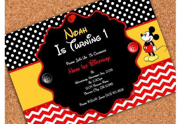 Festa Infantil Do Mickey Mouse  35 Ideias De Arrasar!   ᐅ Mil