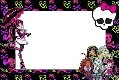 Festa Monster High  Fotos, Modelos E Dicas De Como Organizar