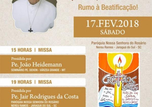 Convite Missa 17 02 18