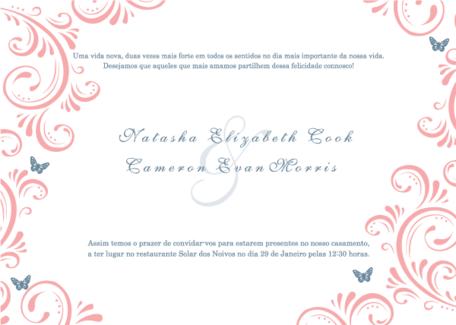 Clipart E Gráficos Vetoriais De Modelo De Convite De Casamento