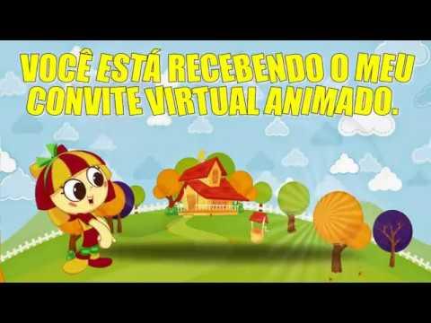 Convite Virtual Sítio Do Picapau Amarelo