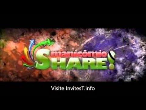 Adquira Um Convite Do Manicomio Share