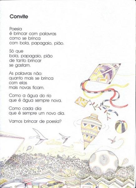 Turminha G3v Tgs  Poemas Para Brincar