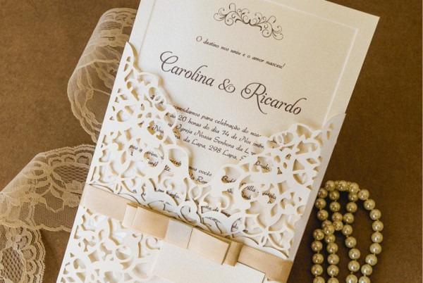 Quando Entregar Os Convites De Casamento