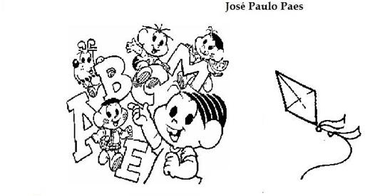 Era Uma Vez  Convite De Jose Paulo Paes Para Brincar Com As