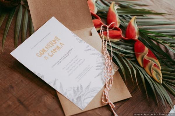 Como Endereçar Os Convites De Casamento