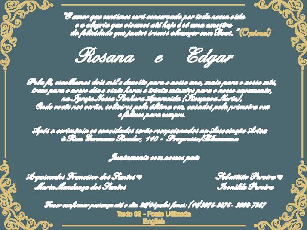 Sugestões De Textos, Frases E Versículos Para Convites De