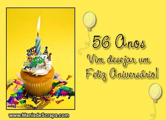 Aniversário De 56 Anos