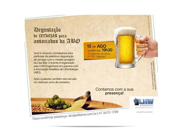 Lhw Organiza Palestra E Degustação De Cerveja