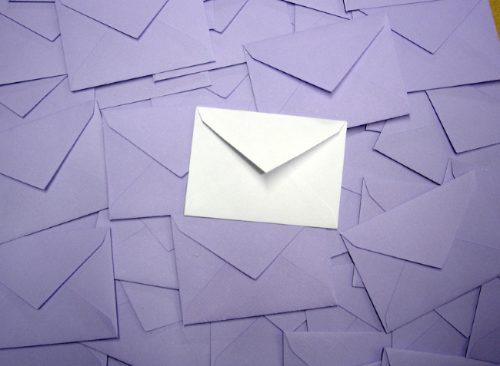 120 Mini Envelopes Para Convite Individual