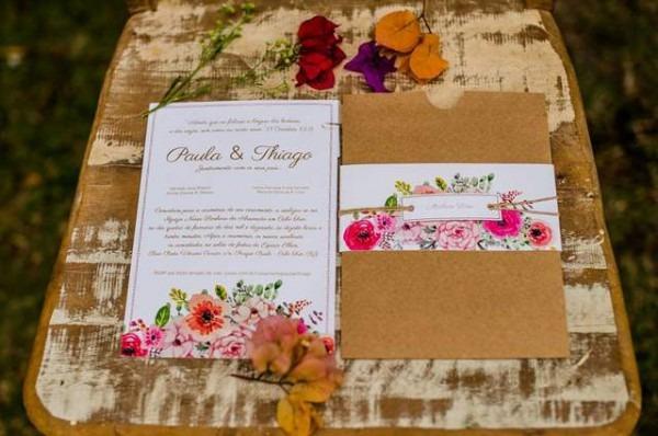 Convites De Casamento Cabo Frio