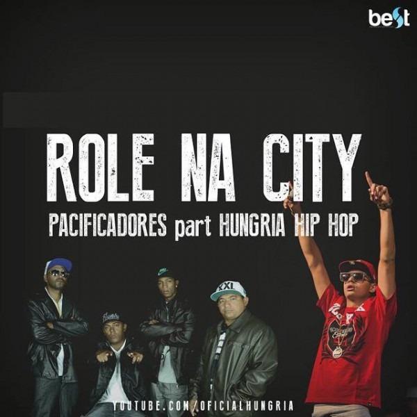 Pacificadores – Rolê Na City Lyrics