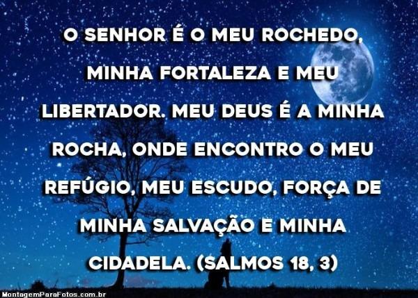 Salmo 18 3