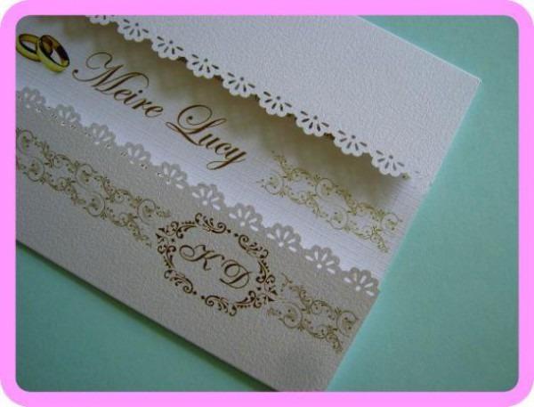 Convites De Casamento E Aniversário