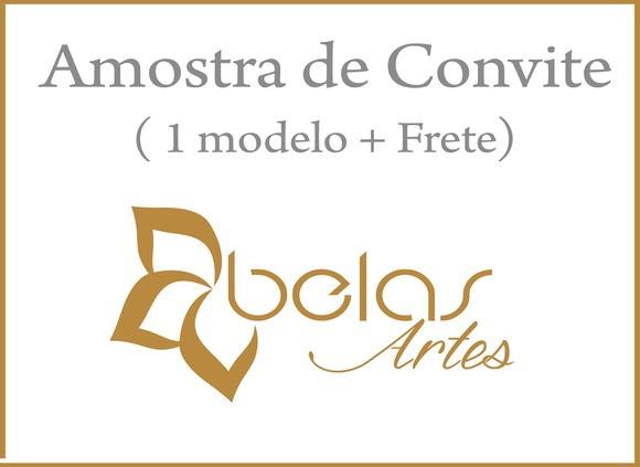 Belas Artes Convites