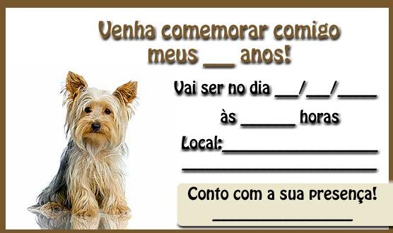 Aniversário De Cachorro  Veja Aqui Dicas Apara Arrasar Na Festinha!