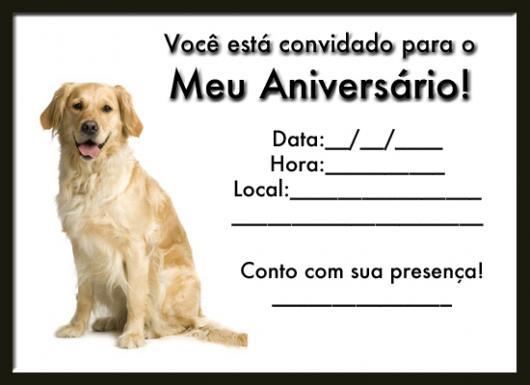 Aniversário De Cachorro – Como Fazer Uma Festa Incrível P  Seu Amigo!