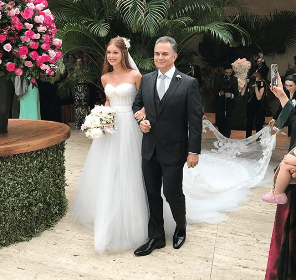 O Casamento De Marina Ruy Barbosa E Xande Negrão