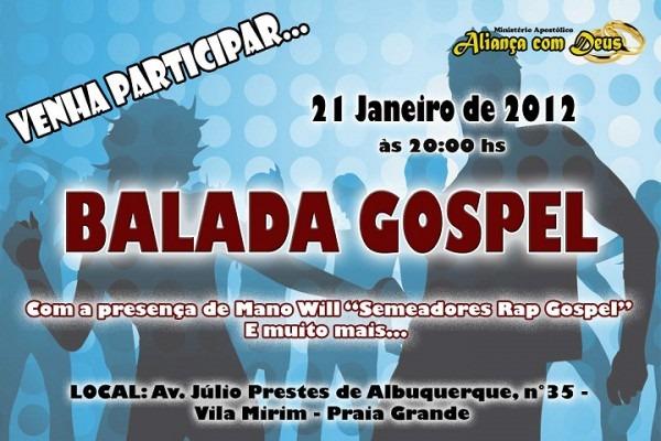 Ministério Apostólico Aliança Com Deus  21 01 [sábado]