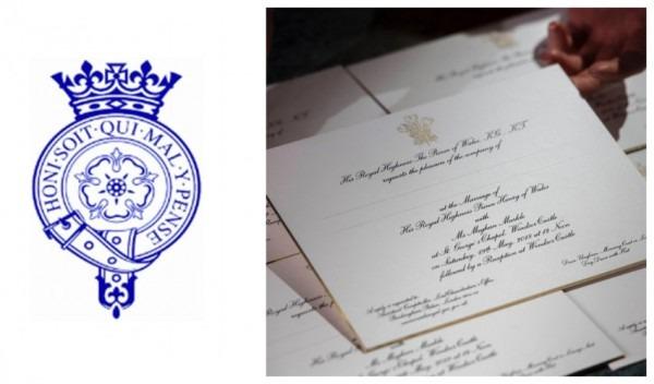 Compare Os Convites De Casamento Da Princesa Eugenie Com Os Do