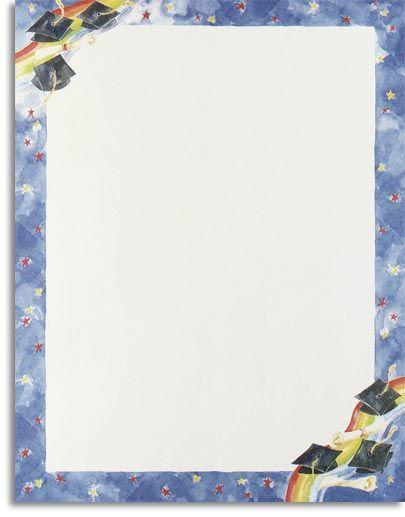 Bordas Coloridas Para Diplomas De Formatura Infantil Cad
