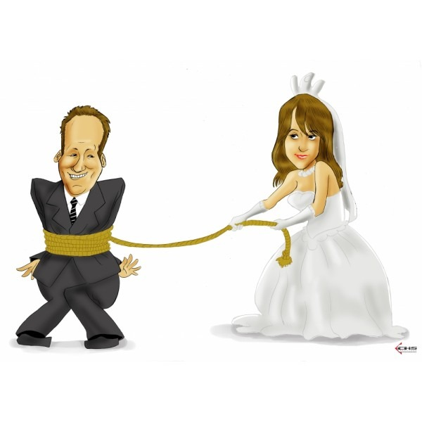 Caricaturas Convites De Casamento Preços Na Chácara Do Castelo