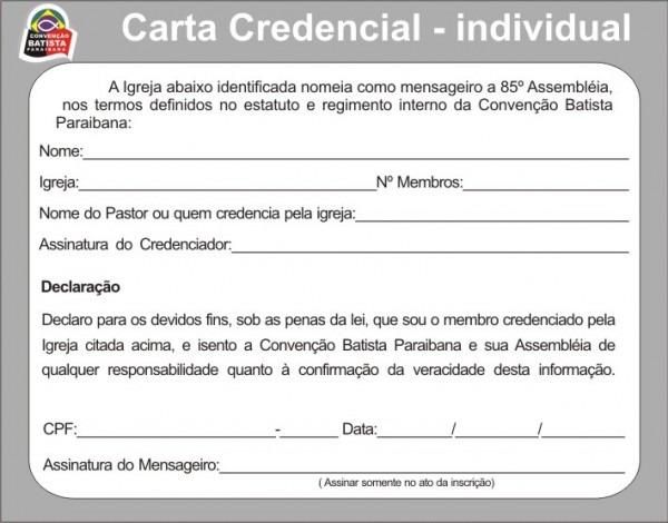 Carta Convite Para Pregador Evangelico