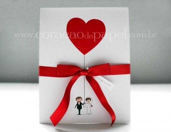 Convites De Casamento Feitos Por Mim!!!