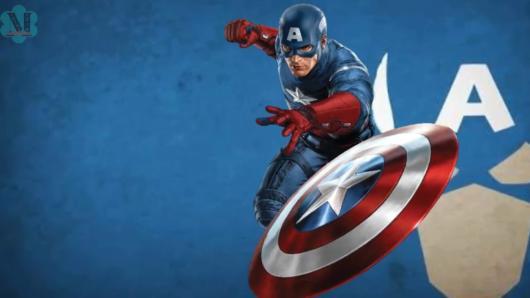 Festa Capitão América – 70 Inspirações Para Fazer Uma Festa Do Herói!