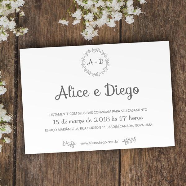 Convite Casamento 03