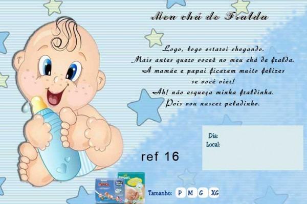 Convite Cha De Fralda Cvt0