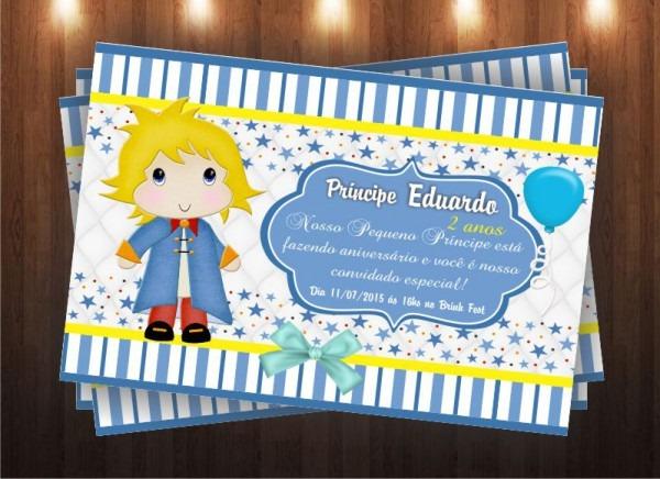 Lembrancinhas De Aniversário Infantil Pequeno Principe