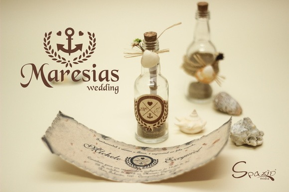 Convite Para Casamento Na Praia