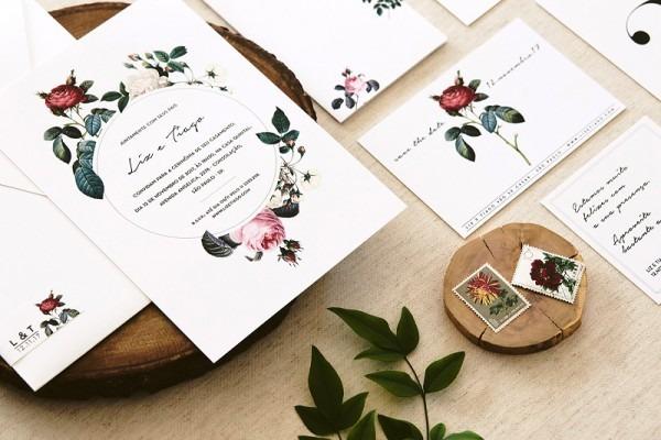 Convite De Casamento  O Que Escrever