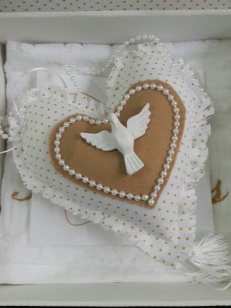 Convite Madrinha Batismo   Consagração Com Toalha