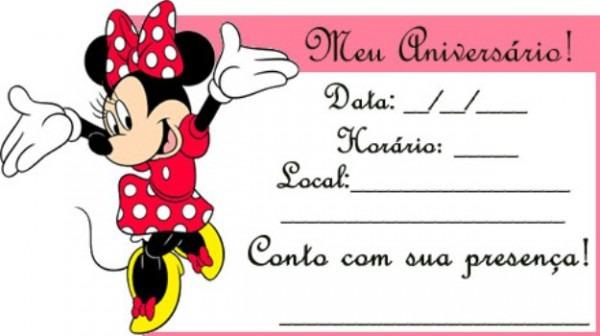 Convites De Aniversario Infantil Gratis Para Imprimir » Happy