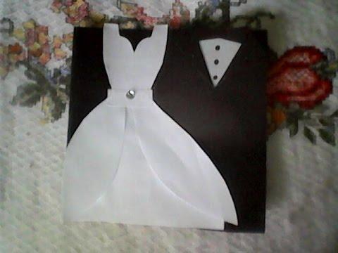 Como Fazer Convite De Casamento Personalizado, Simples E Criativo