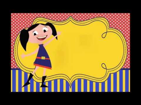 Convite Virtual O Show Da Sophia (o Show Da Luna)