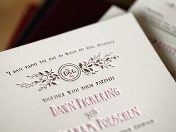 Monograma De Casamento